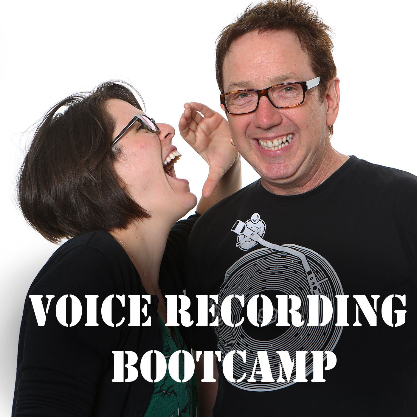 Ep 005- Adventures In Voice Over And Fiverr