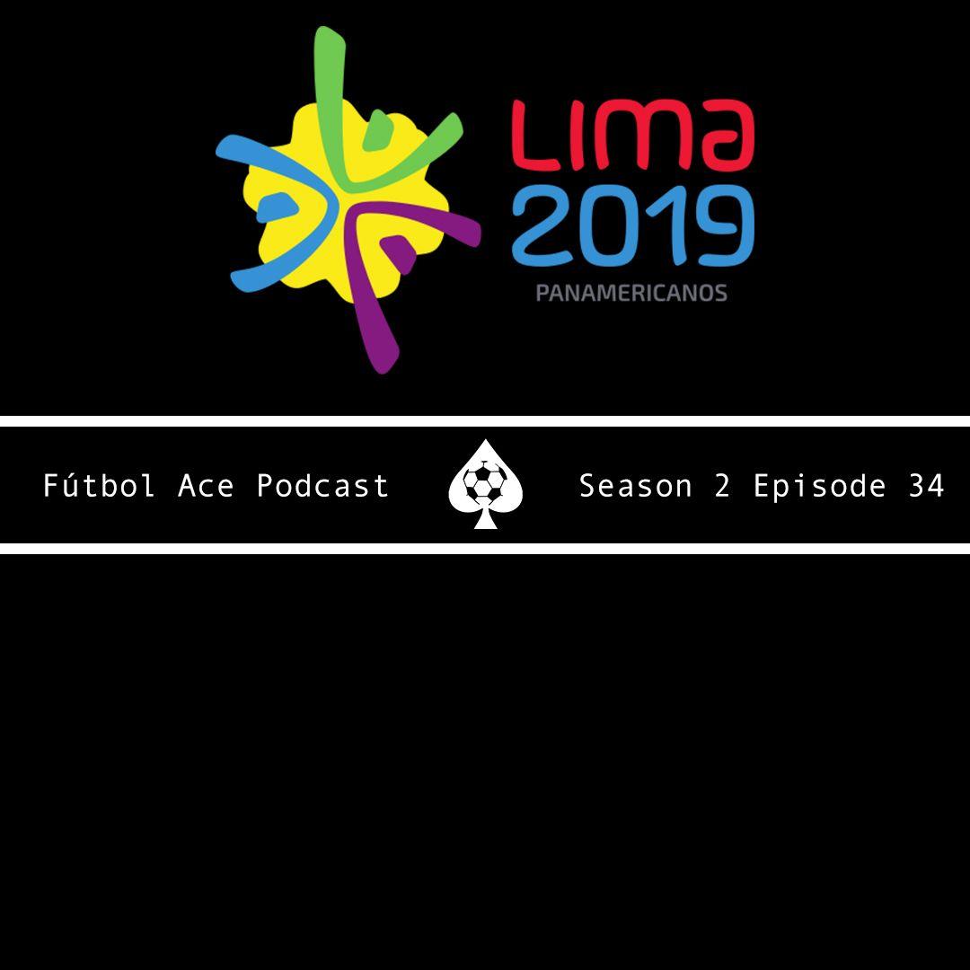 T2E34: Juegos Panamericanos Jornada 2
