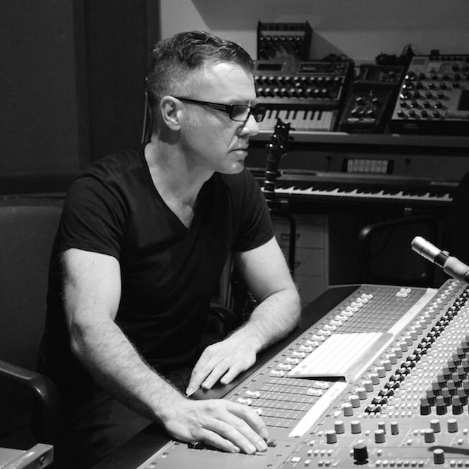 The National Anthem: A Conversation with Steve Hamilton