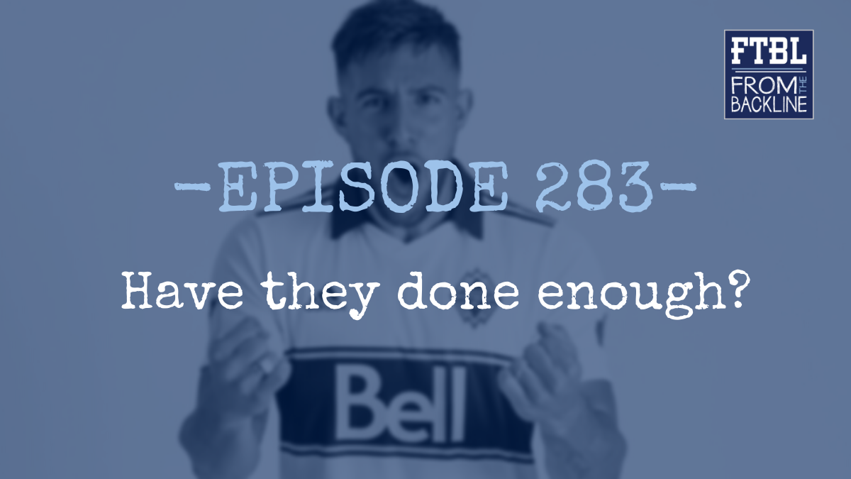 Ep. 283 - Have the VWFC done enough?