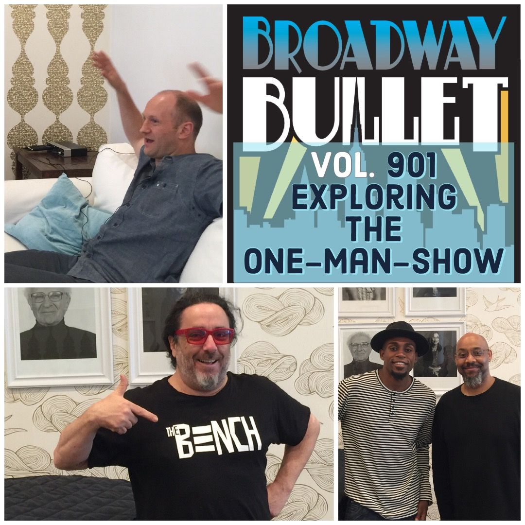 901 - Exploring the One-Man-Show
