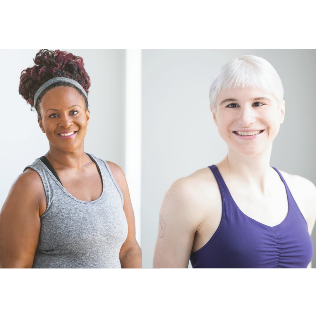 Accessible AND challenging yoga classes