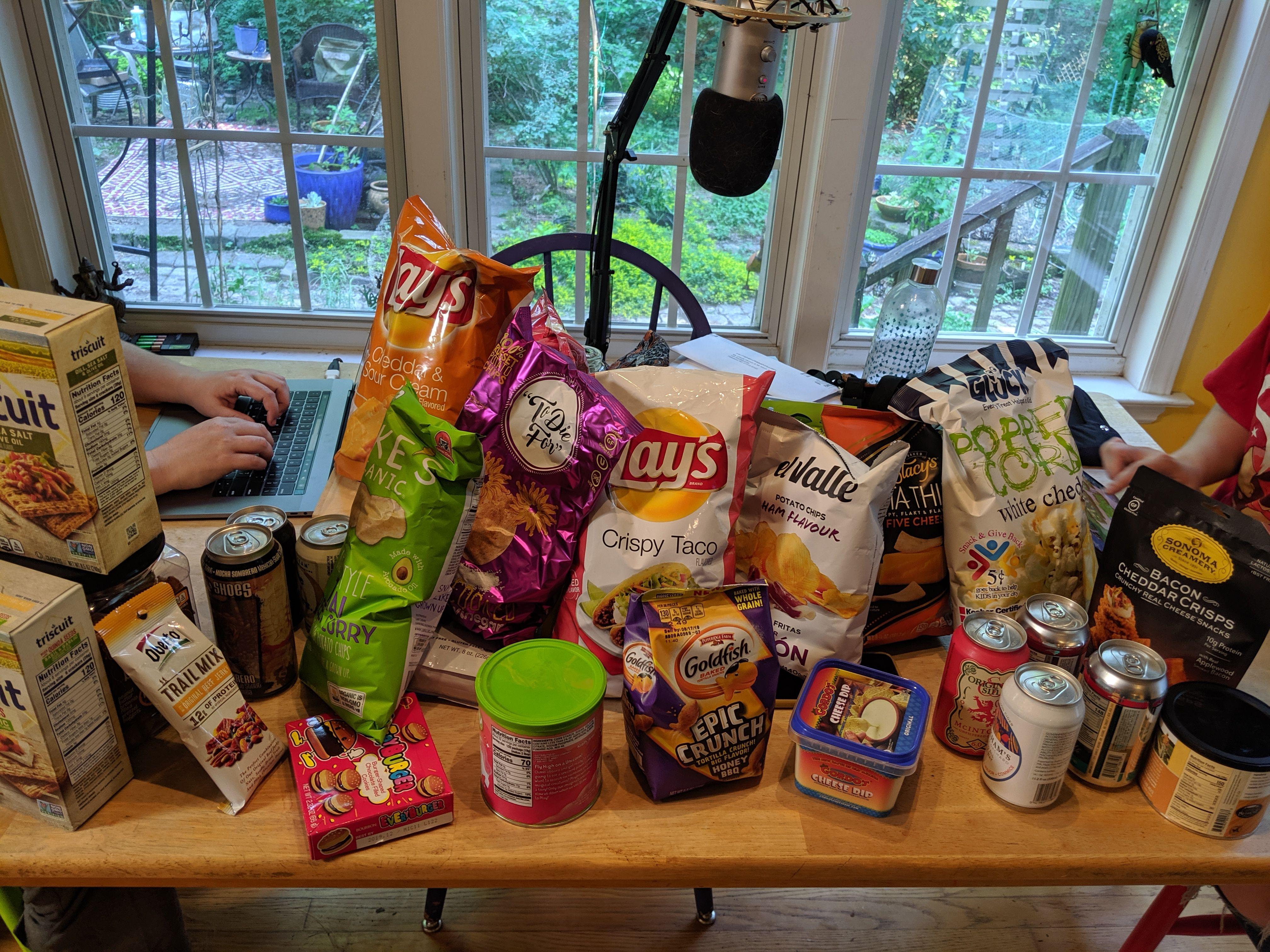 Episode 288 – With Sour Cream