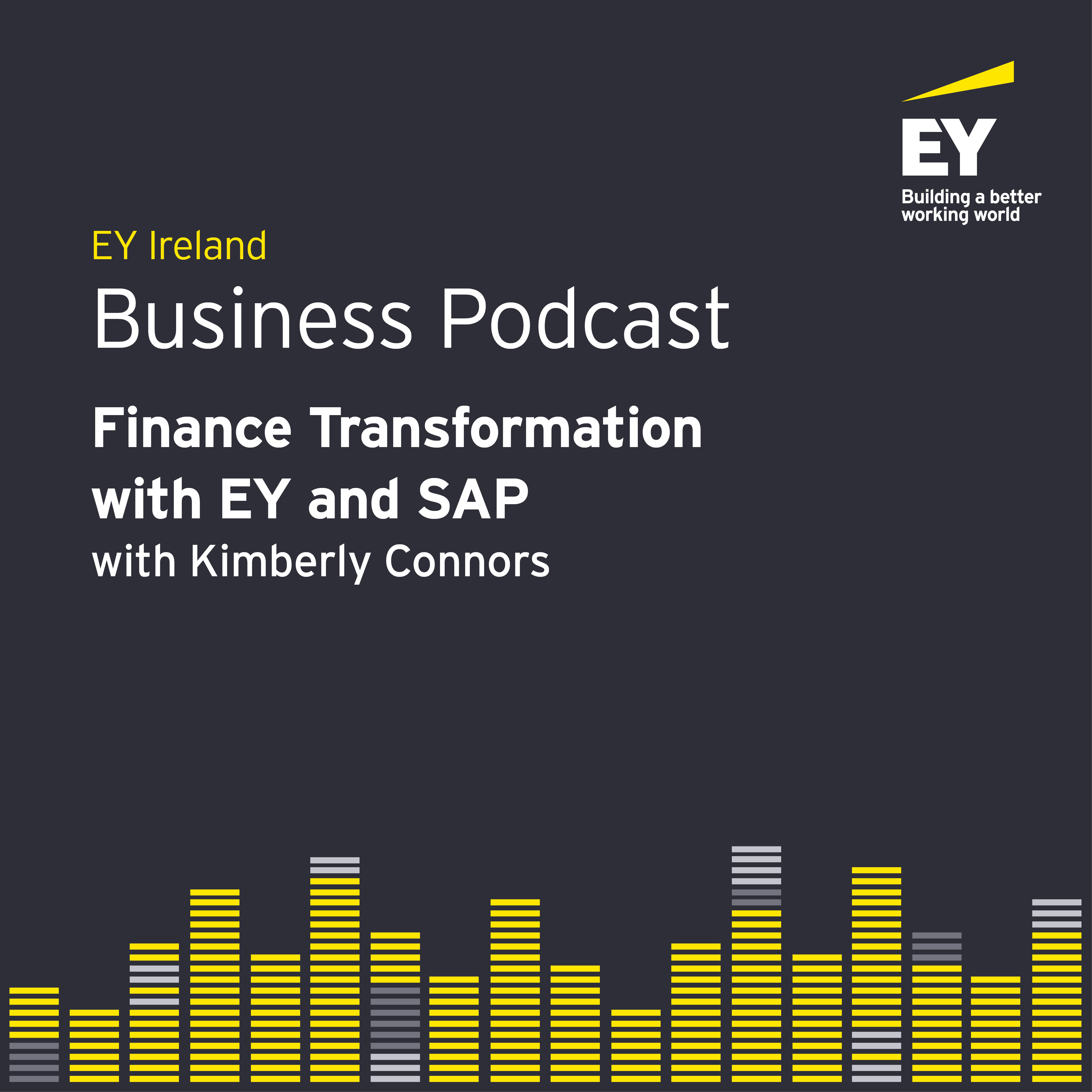 Finance Transformation with Kimberly Connors