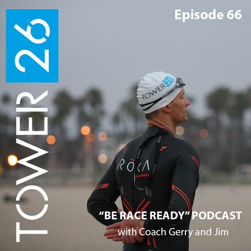 Episode #66: Swim Anxiety - How to overcome it