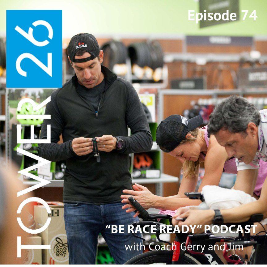 Episode #74: INTRODUCING the TOWER 26 Triathlon Training Program
