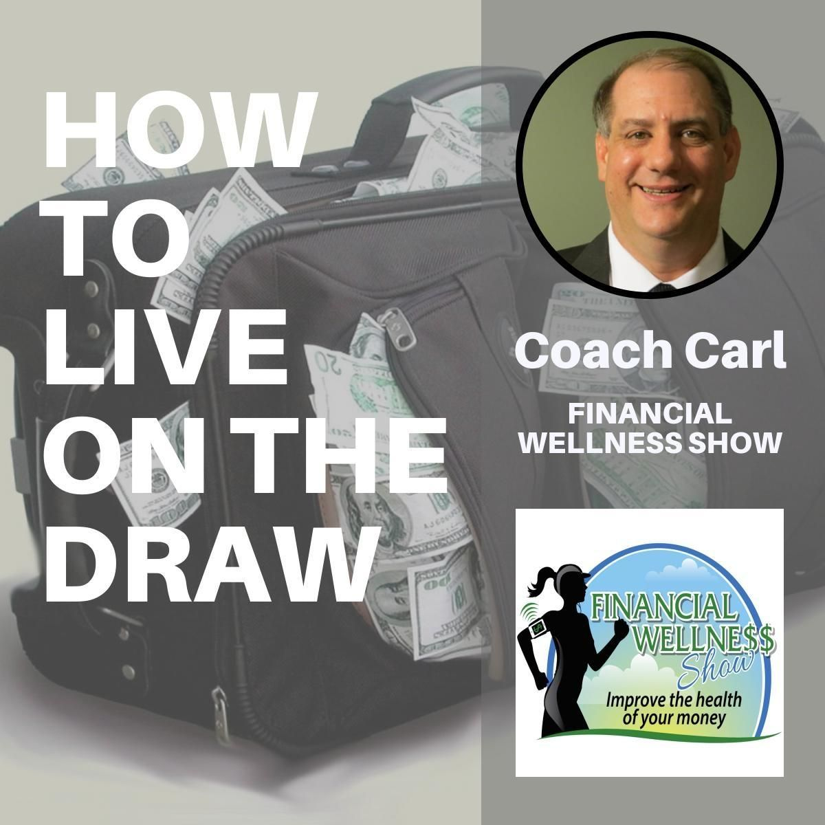 How To Live On The Draw - Making The Most Of a Salesman's Payday