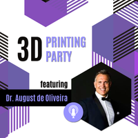 Listen to 3D Printing Party