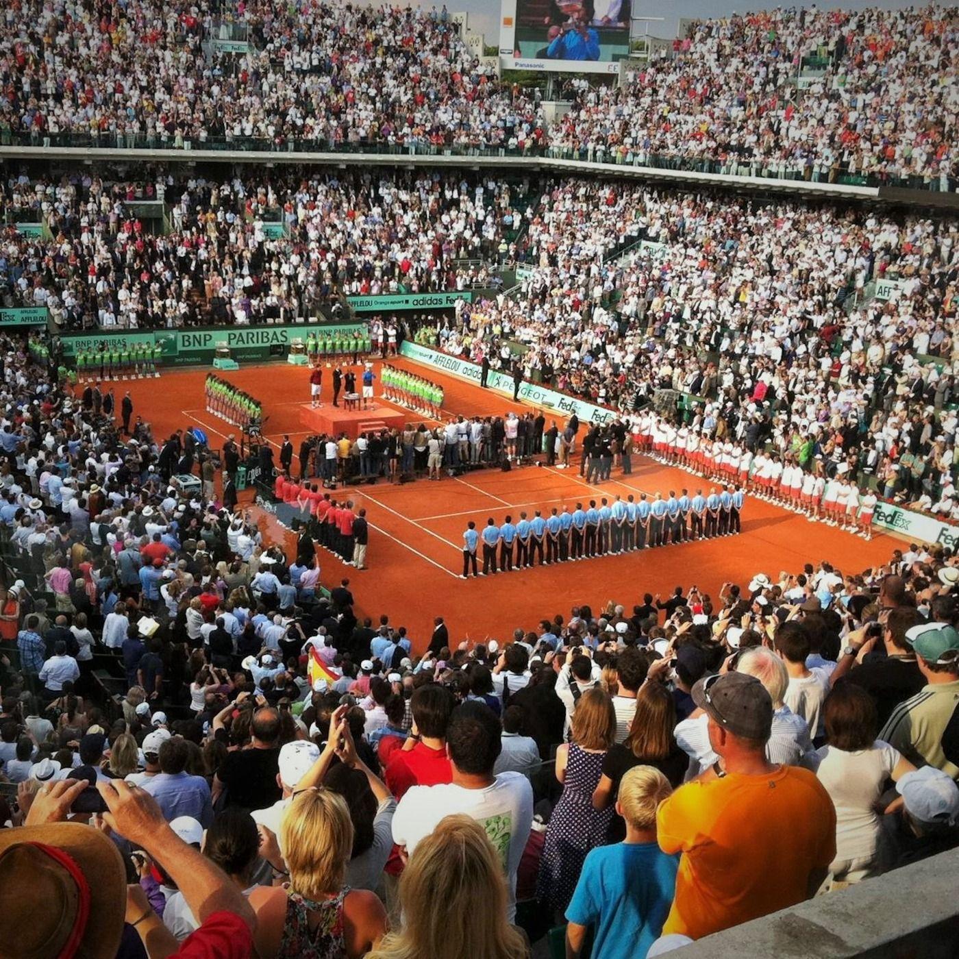 99. Australian Open-genomgången