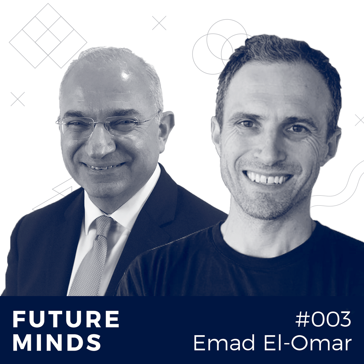 003 Emad El-Omar – Your microbiome and how to optimise it for physical and mental health.