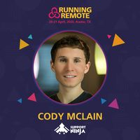 Listen to Cody McLain, Founder of Support Ninja