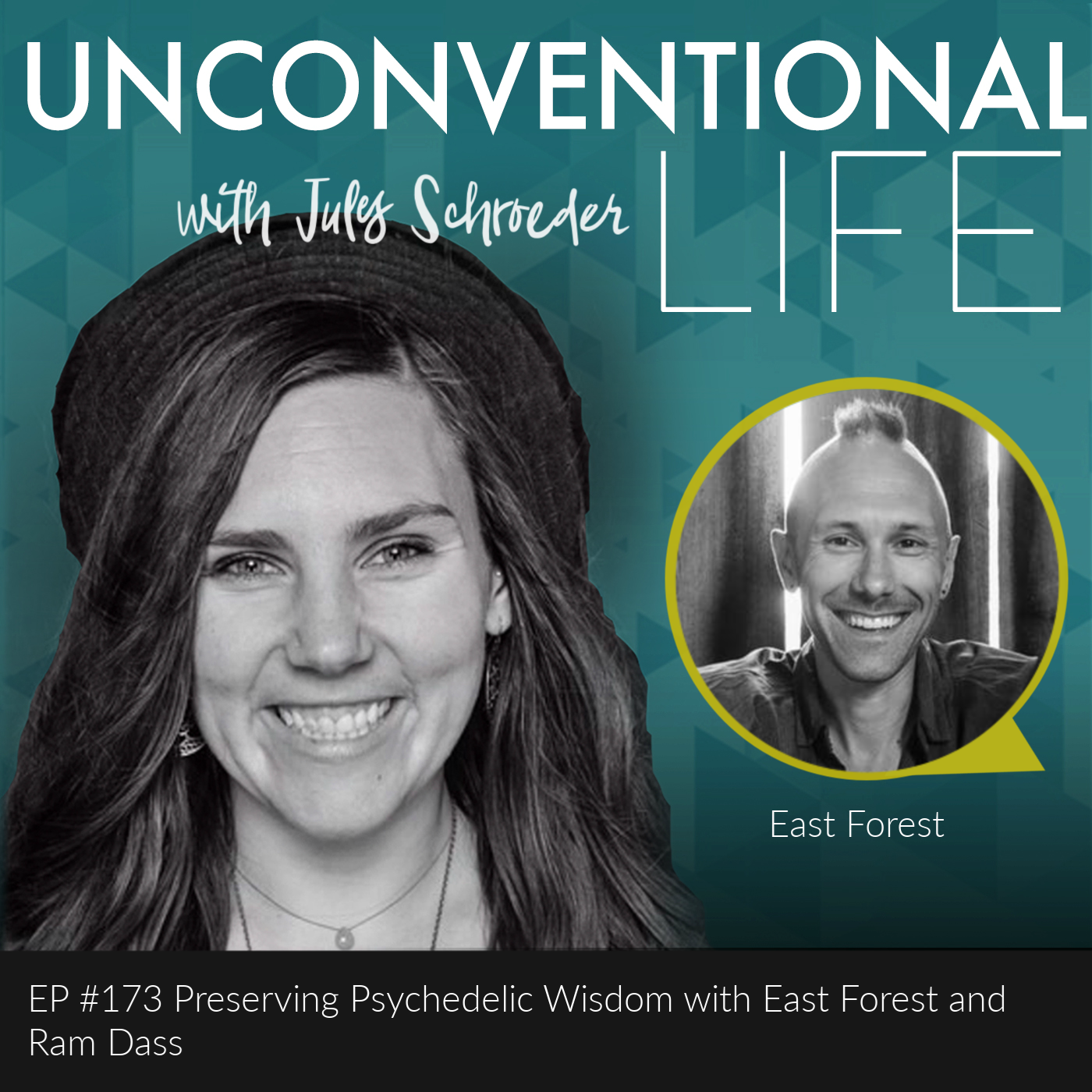EP: Preserving Psychedelic Wisdom with East Forest and Ram Dass