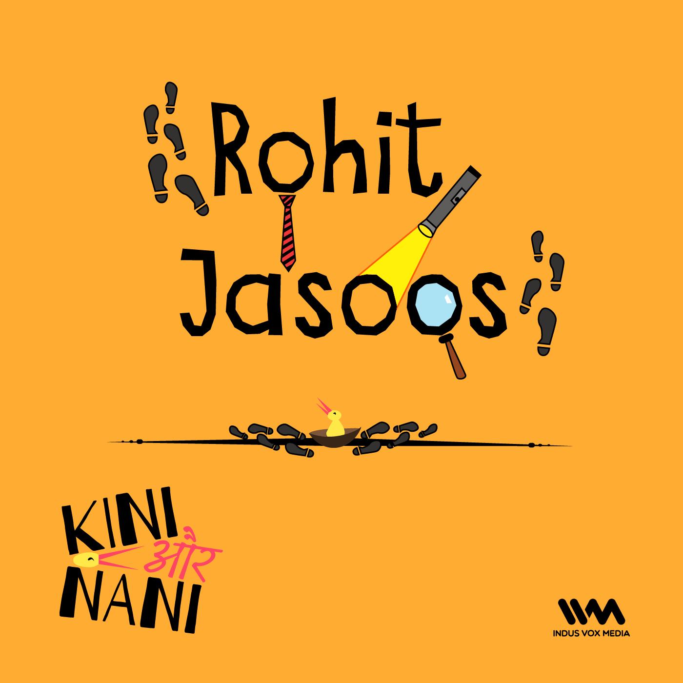 Rohit Jasoos