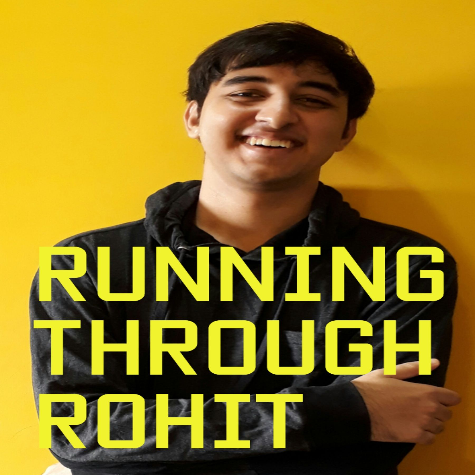 Running Through Rohit #37