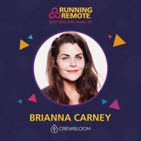 Listen to Brianna Carney, Founder of CrewBloom