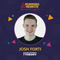 Listen to Josh Forti, founder of The Think Different Theory