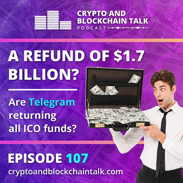 A $1.7 BILLION DOLLAR REFUND? Can I have that in ones, please? #107