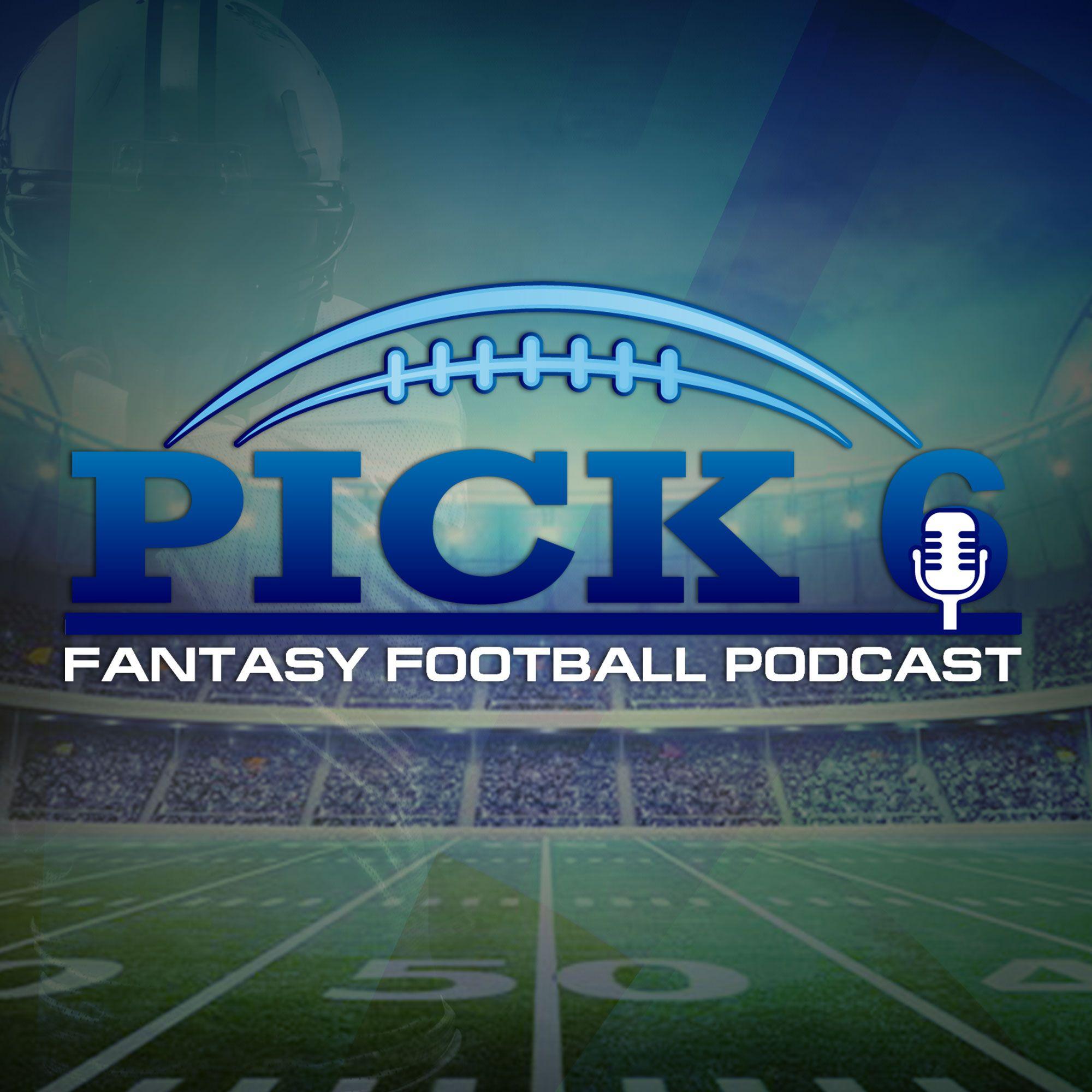 NFL Week 11 Pick 6 Episode - (DFS Show - Draft Kings & Fanduel)