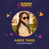 Listen to Aimee Tariq, Founder of Life With Health