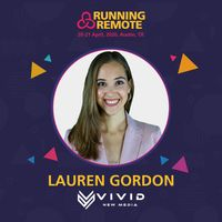 Listen to Lauren Gordon, Co-Founder Vivid New Media