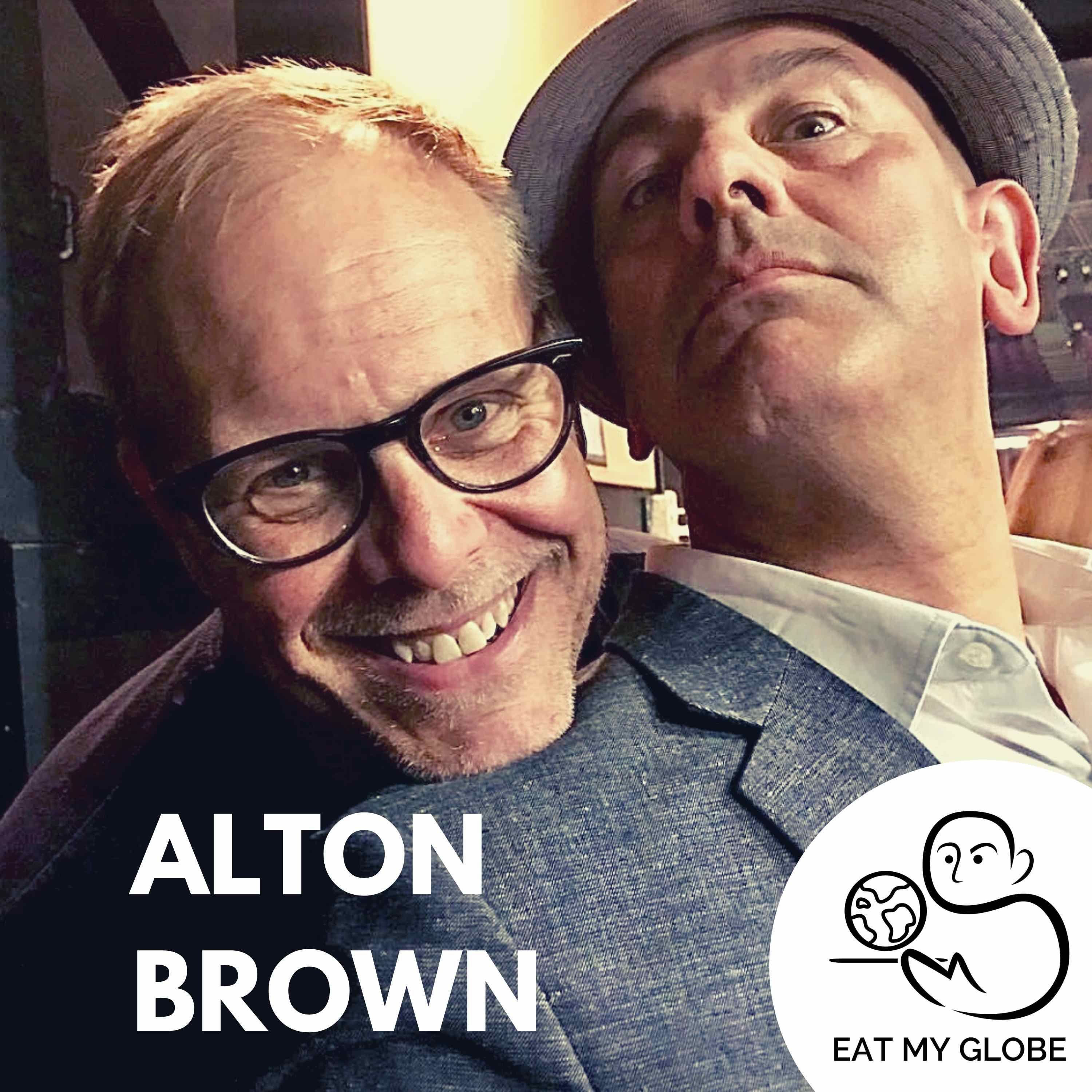 "An Interview with Legendary Food Educator, Food Network Personality and Host of ""Good Eats: The Return,"" Alton Brown"