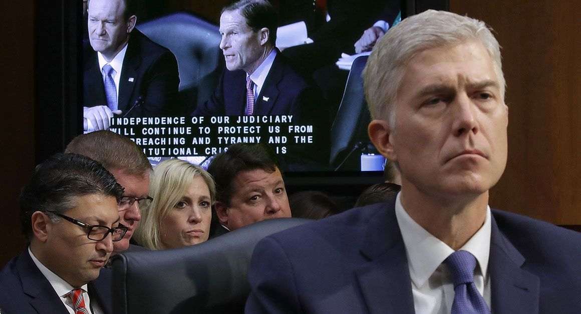 Gorsuch's path to 60 votes closing fast