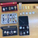 Na Merdaru zaplenjen dijamantski nakit i vredna zbirka antikviteta