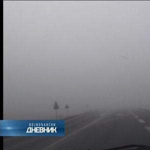 Kako se zaštiti kada je magla puna smoga?