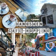 Bangsaen逛咖啡室誌 BangSaen Cafe-hopping