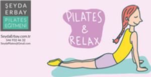 Şeyda Erbay Pilates Eğitmeni