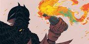DC漫畫封面疑似撐港示威者,掀起港中兩地網民罵戰