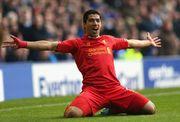 依然在晏菲路球場留下遺憾的 Suárez