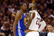 網友在Kevin Durant Youtube 頻道留言:「LeBron James 比你更強!」