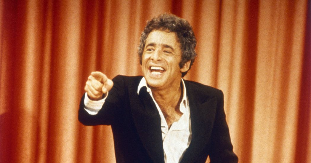 Chuck Barris, Producer and Personality of 'Gong Show' Fame, Dies at 87 - New York Times