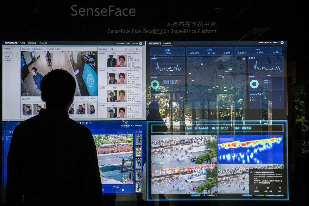单月 50 万次人脸识别:中国如何用 AI 监控族人