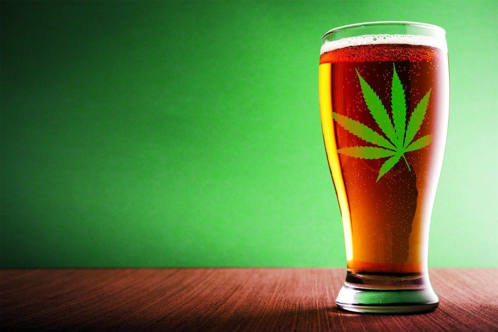 A Quarter of Beer Drinkers Have Switched to Weed