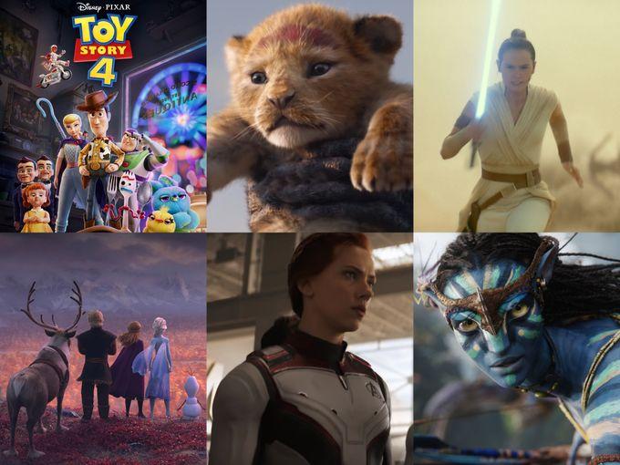 《阿凡達》、《星球大戰》聖誕!!迪士尼公佈未來8年映期的9大重點!!
