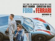 Christian Bale再瘦身!《福特 VS 法拉利》首段預告片和海報曝光!!
