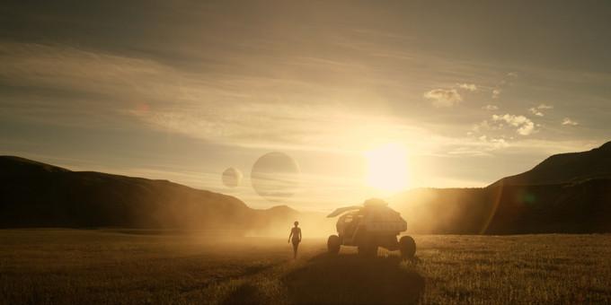 重啟科幻經典!Netflix新劇《太空迷航》發放首段前導預告片和劇照!!