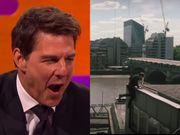 多角度!慢鏡!Tom Cruise親自解說拍攝《職業特工隊6》撞斷腳片段!!
