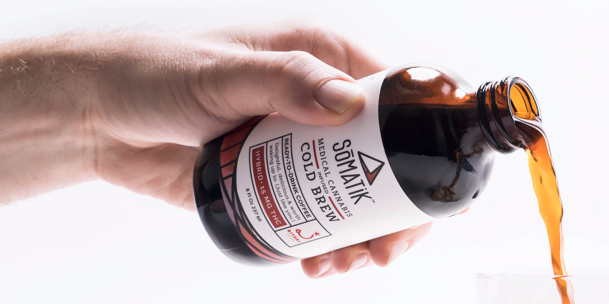 San Francisco's trendiest coffee roaster is now making a $12 marijuana-infused cold brew