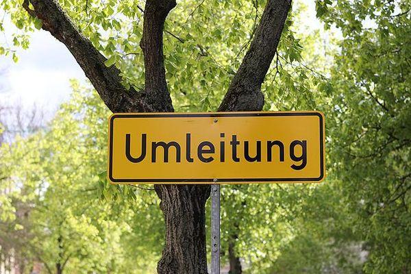 Heilbronn: Sperrungen in der Neckargartacher Straße