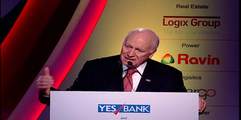 DICK CHENEY: 'No question' Russia meddled in the US election, and it could be 'an act of war'