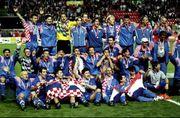 想當年:相隔20年再次晉級世界盃4強 重溫20年前克羅地亞於4強時的陣容...