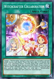 Duel Links Card: Witchcrafter%20Collaboration