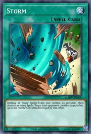 Duel Links Card: Storm