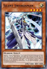 Duel Links Card: Silent%20Swordsman