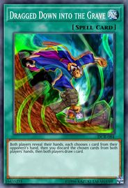 Duel Links Card: Dragged%20Down%20into%20the%20Grave