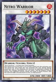 Duel Links Card: Nitro%20Warrior