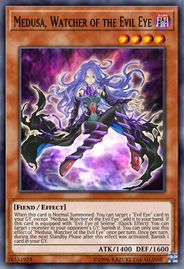 Duel Links Card: Medusa,%20Watcher%20of%20the%20Evil%20Eye